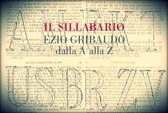 Il Sillabario di Gribaudo presentato da Vittorio Sgarbi al Circolo dei Lettori