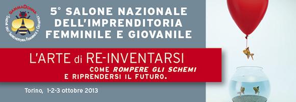 L'arte di re-inventarsi a Torino. Salone Gamma Donna