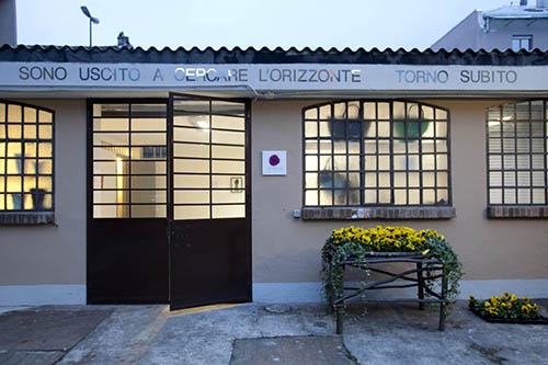 Internocortile. Temporary Exhibitions for the Best of Italian Fashion Design