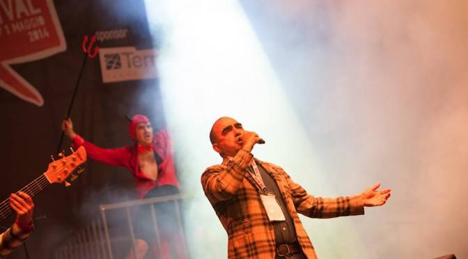 Torino Jazz Festival 2014 – Elio e le Storie Tese. Dancing in the Rain