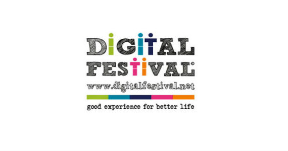 Il Futuro è oggi. Venite a trovarci al Digital Festival!