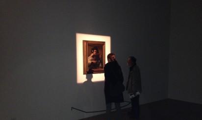 Caravaggio e Spalletti. La magia dell'arte