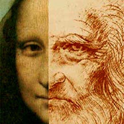Il ritratto di Leonardo da Vinci e quello della Gioconda: un mistero?
