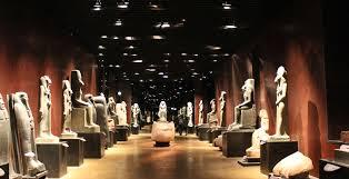 Il nuovo Museo Egizio di Torino: very bello.