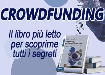 Walter Vassallo, libro crowdfunding