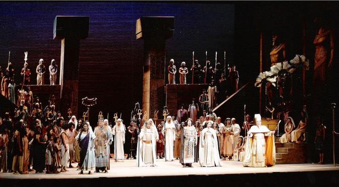 Il grande regista Friedkin firma un'Aida eccezionale per il Teatro Regio di Torino.