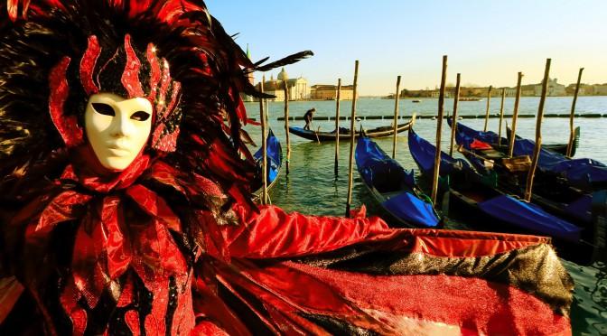 A Venezia per il carnevale #innamoratidellacultura in  visita al Museo  Correr.