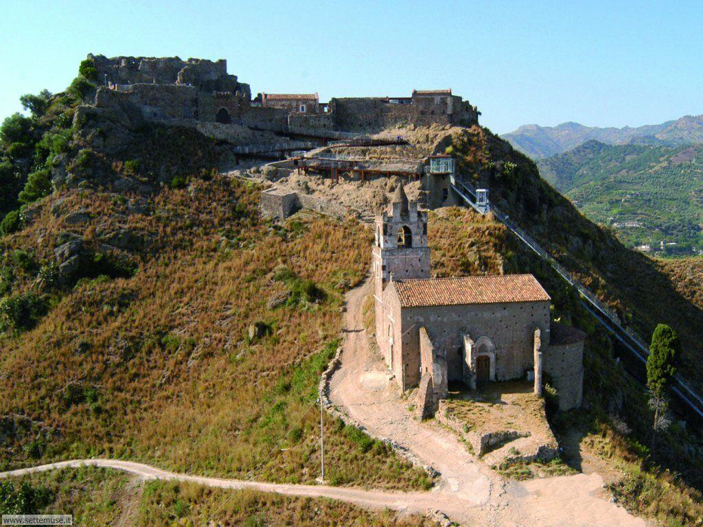 Panoramica del castello