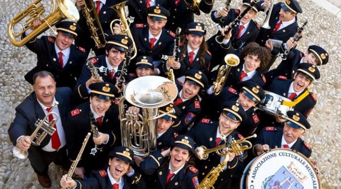 La banda suona per noi, la banda suona per voi…il 17 e 18 settembre a Busseto con un festival in onore dei 200 anni della Società Filarmonica.