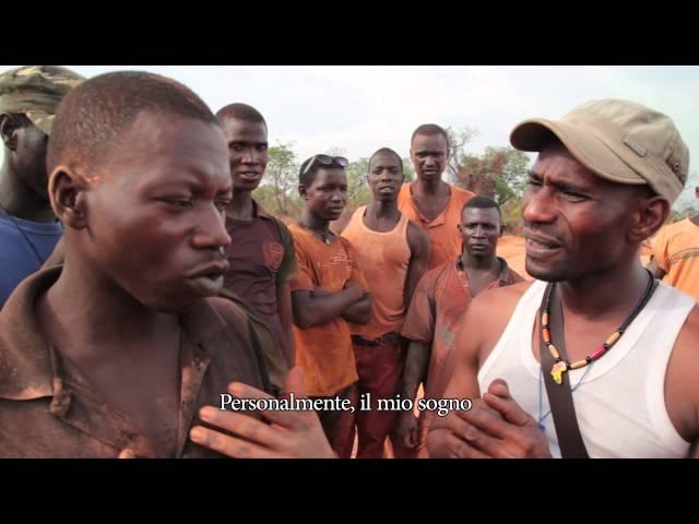 Una scena del documentario