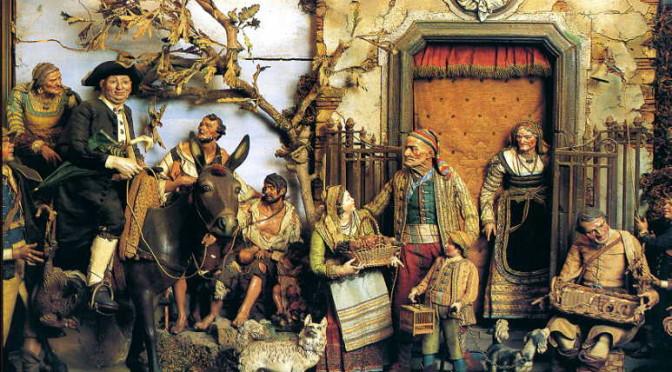 """""""Presepe"""" o """"presepio""""? La storia della Sacra Famiglia nei secoli."""