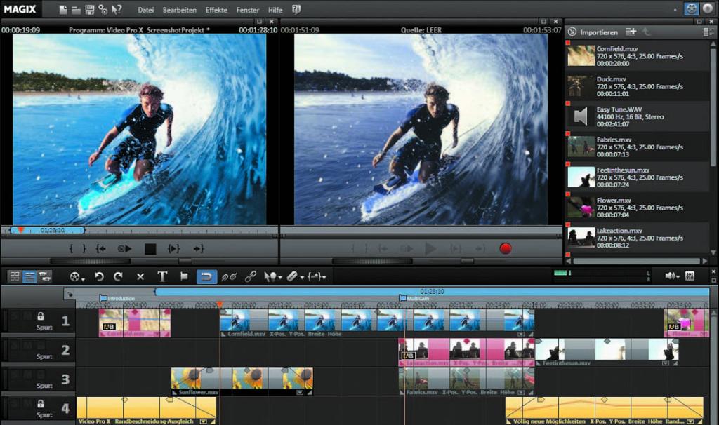 I migliori programmi editing video gratis per montare filmati